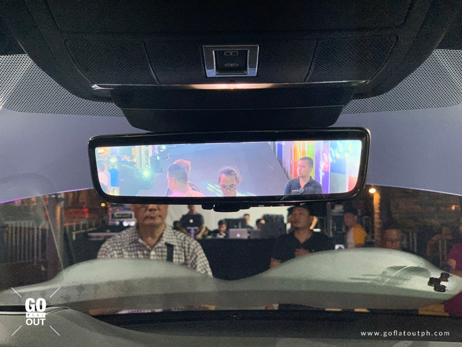 2020 Range Rover Evoque Rear Camera Mirror