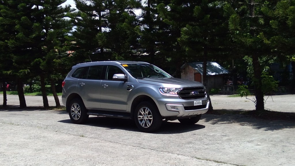 The 2018 Ford Everest 2.2 Trend AT Is An SUV That Dads Would Truly Enjoy Driving