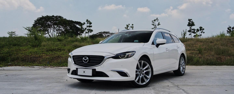 2018 Mazda 6 Sports Wagon Review
