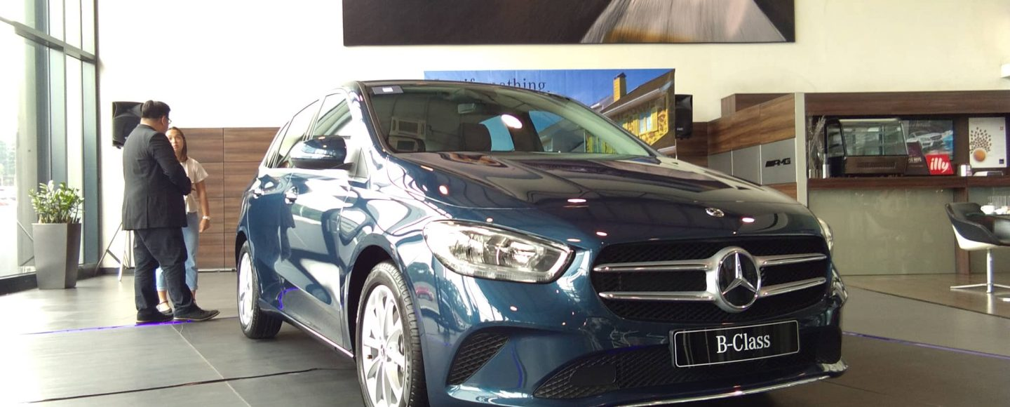 All-New Mercedes-Benz B-Class Makes Its PH Debut With P2.690M Starting Price