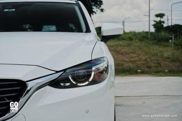 2018 Mazda 6 Sports Wagon Exterior