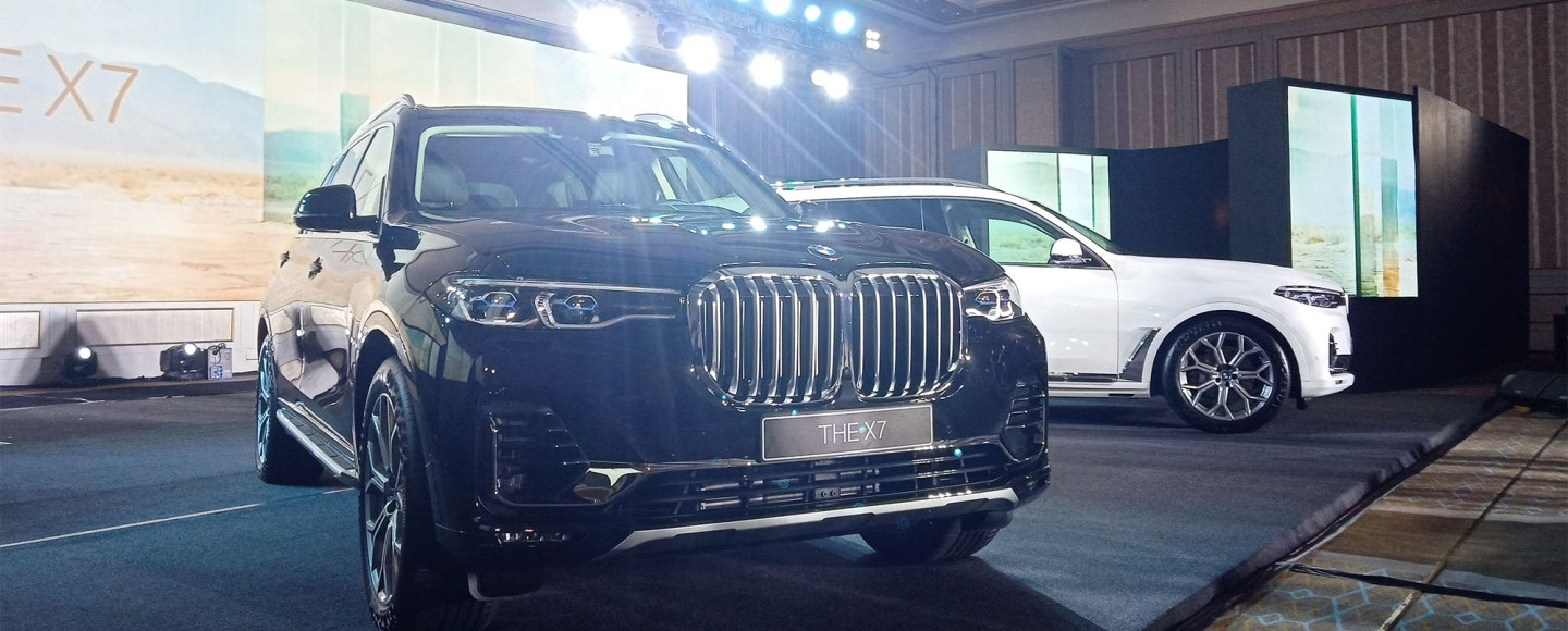 2020 BMW X7 Makes A Big Splash In The PH With A P9.290M Starting Price