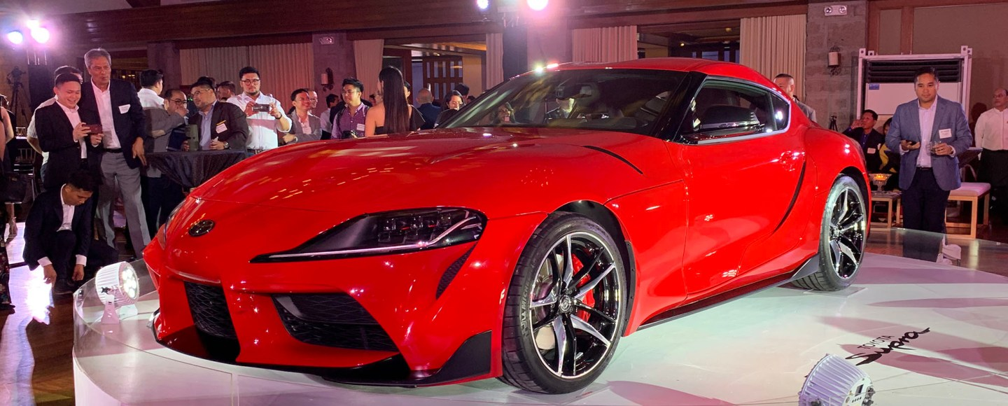 5 Things You Need To Know About The PH-Spec Toyota GR Supra