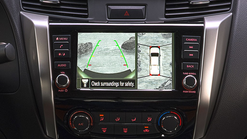 Nissan PH Adds 8-inch Advanced Infotainment System For Navara 4x4 VL