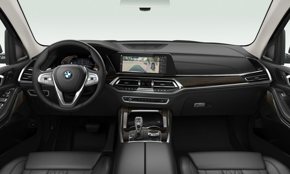 2020 BMW X7 xDrive30d Interior