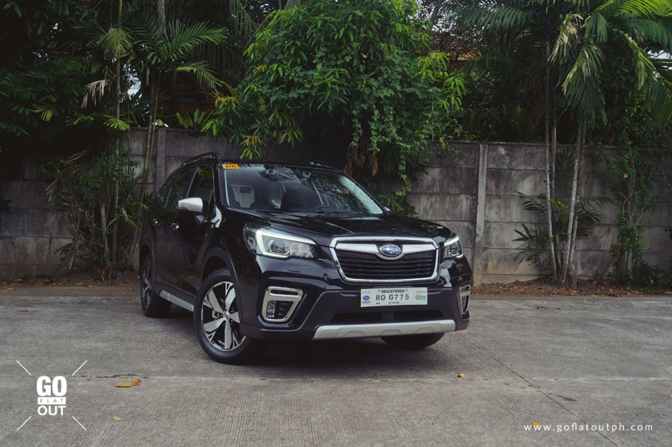 2019 Subaru Forester 2.0i-S EyeSight Exterior