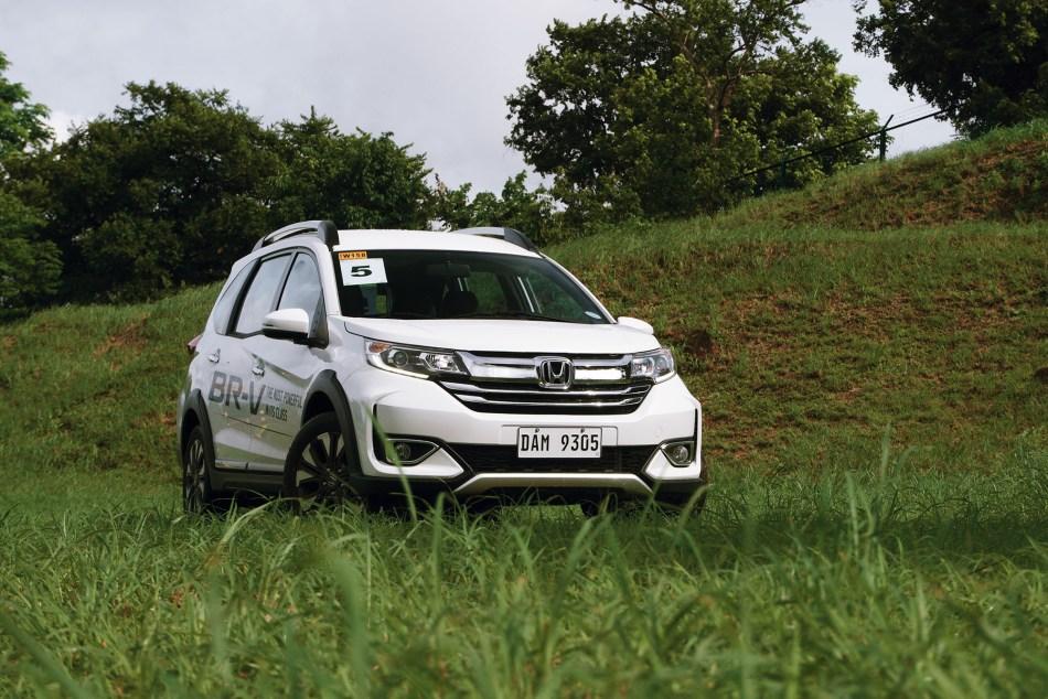 2020 Honda BR-V 1.5 V CVT Exterior