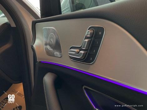 2020 Mercedes-Benz GLE Interior