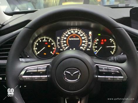 2020 Mazda 3 2.0 Premium Interior