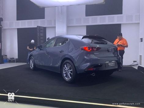 2020 Mazda 3 1.5 Elite Sportback Exterior