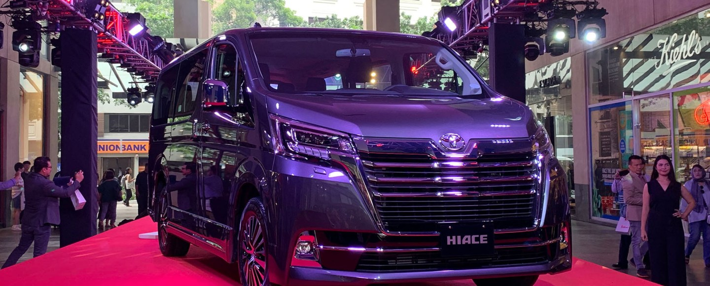Here Are The Prices And Specs Of The 2020 Toyota Hiace Super Grandia