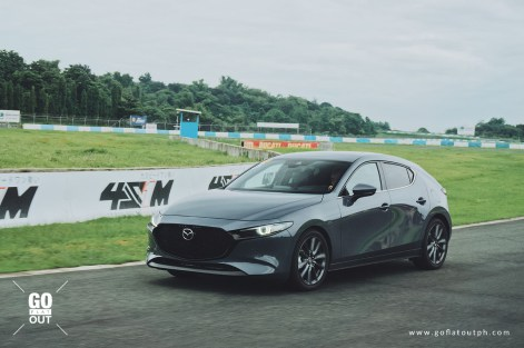 2020 Mazda 3 2.0 Premium Sportback Exterior