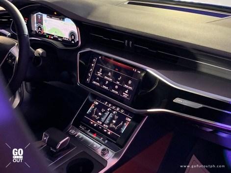 2020 Audi A6 Twin MMI Screens