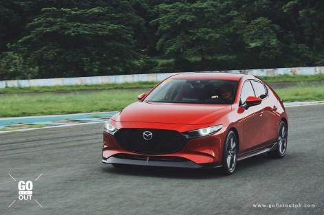 2020 Mazda 3 2.0 Speed Exterior