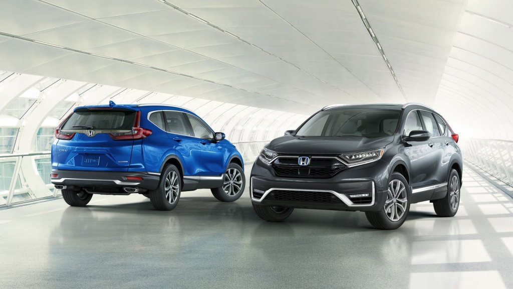 This Is The Refreshed 2020 Honda CR-V Unveiled In The USA