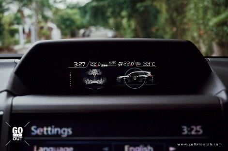 2019 Subaru Forester 2.0i-S EyeSight Multi-Information Display