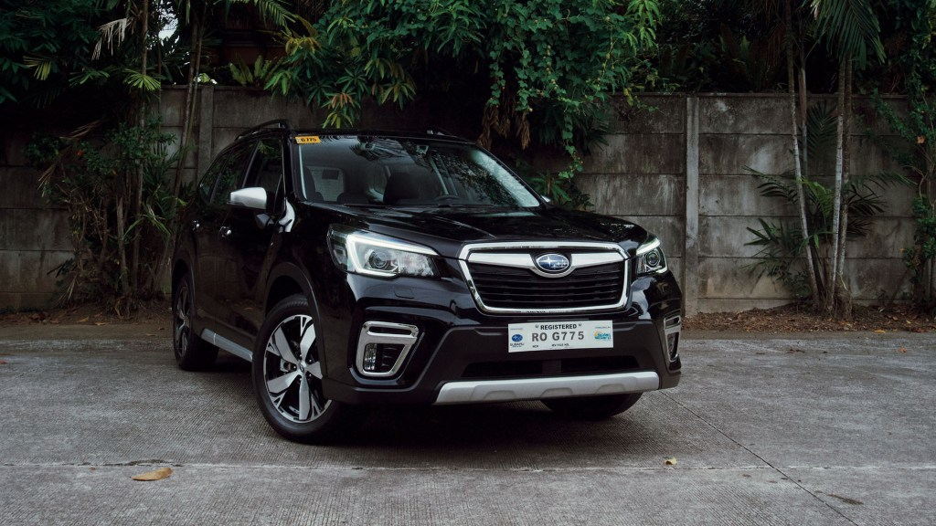 2019 Subaru Forester 2.0i-S EyeSight Review