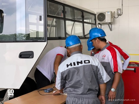 Hino Technical Support and Training Center