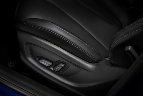 2020 MG 5 1.5 CVT Alpha Power Driver's Seat