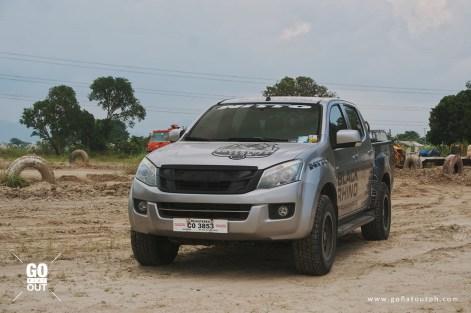 Isuzu Philippines Rally Driving Immersion Program