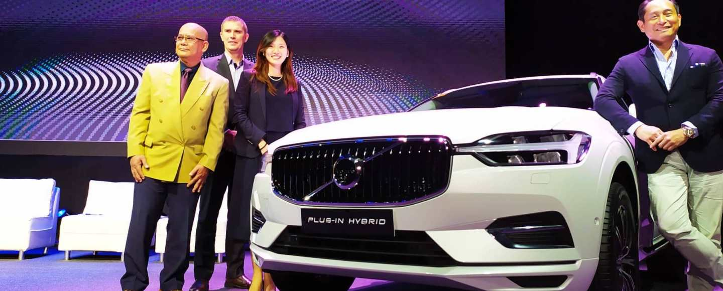 Every New Volvo To Arrive In The PH Will Have An Electrified Powertrain Starting This Year