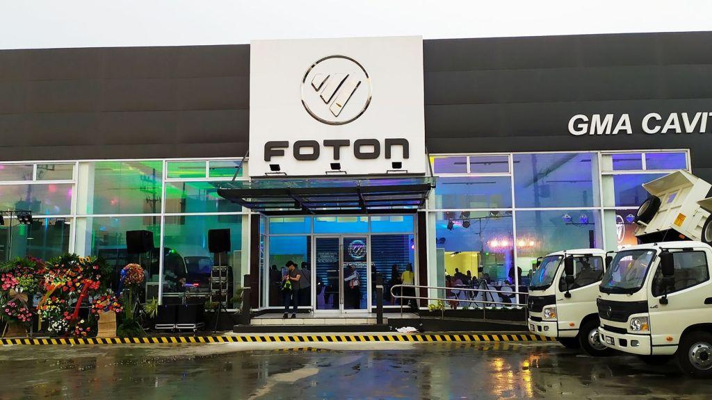Foton Philippines Relaunches GMA Cavite Showroom