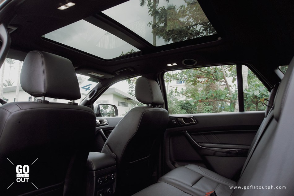 2020 Ford Everest Titanium 4x4 Bi-Turbo Panoramic Sunroof