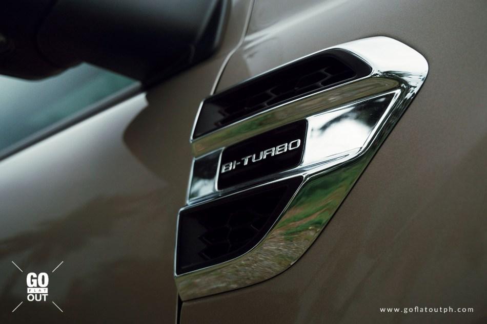 2020 Ford Everest Titanium 4x4 Bi-Turbo Exterior