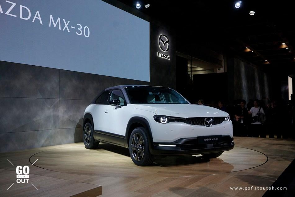 2020 Mazda MX-30 Exterior