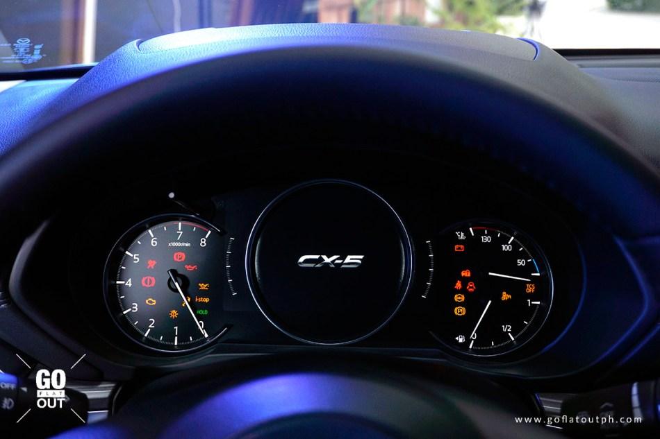 2020 Mazda CX-5 FWD Sport Interior