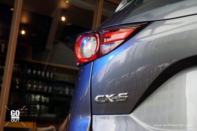 2020 Mazda CX-5 FWD Sport Exterior