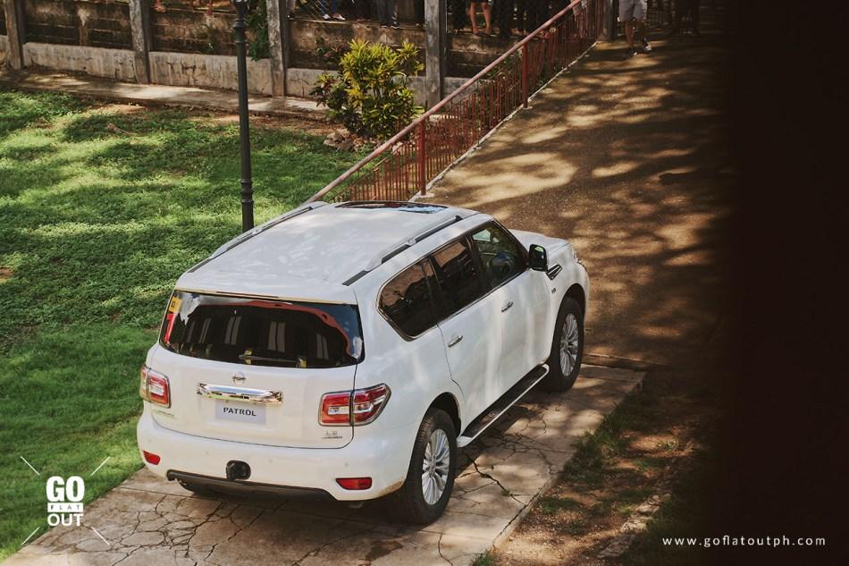 2019 Nissan Patrol Royale Exterior