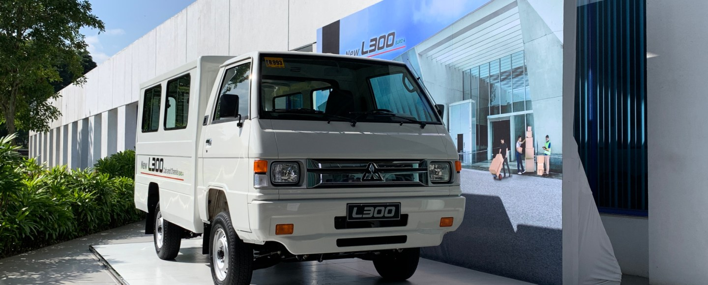 Mitsubishi Motors Philippines Will Soon Export The L300 Overseas