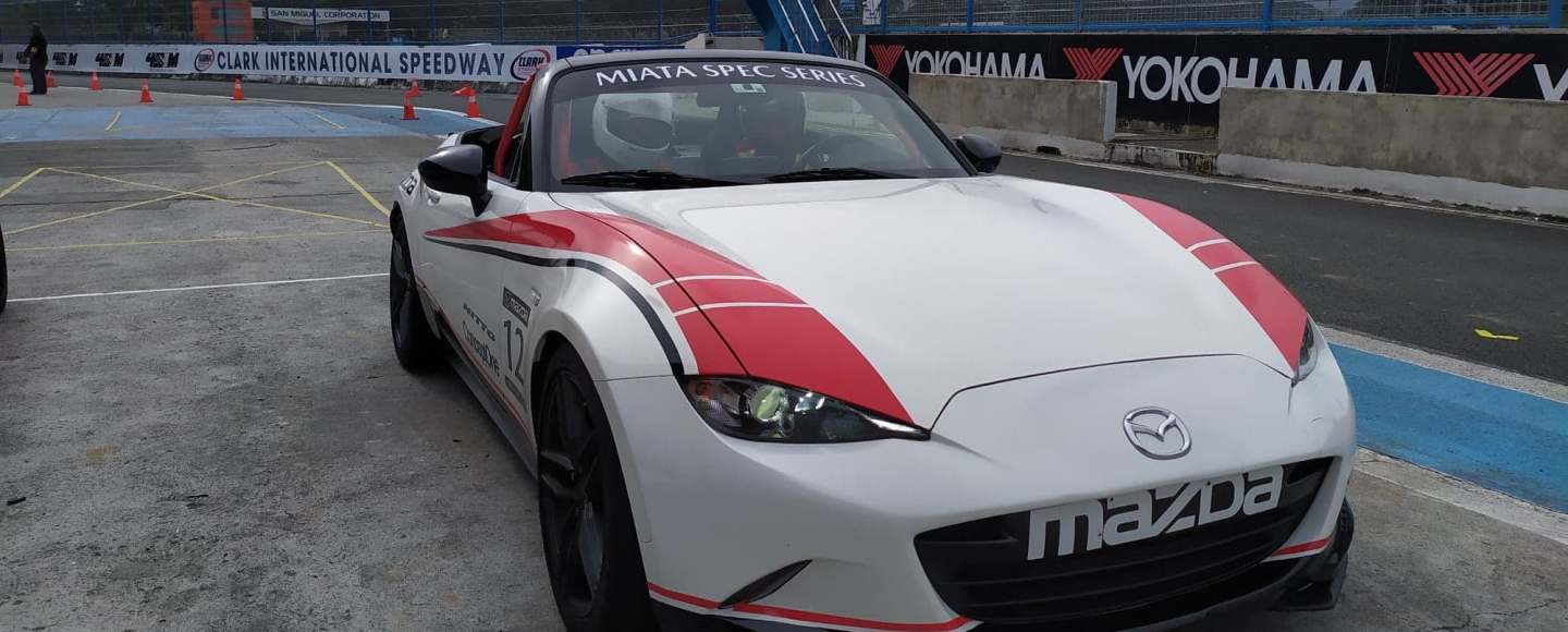 A Mazda MX-5 Race Series Is Going To Happen In The PH On May 2020