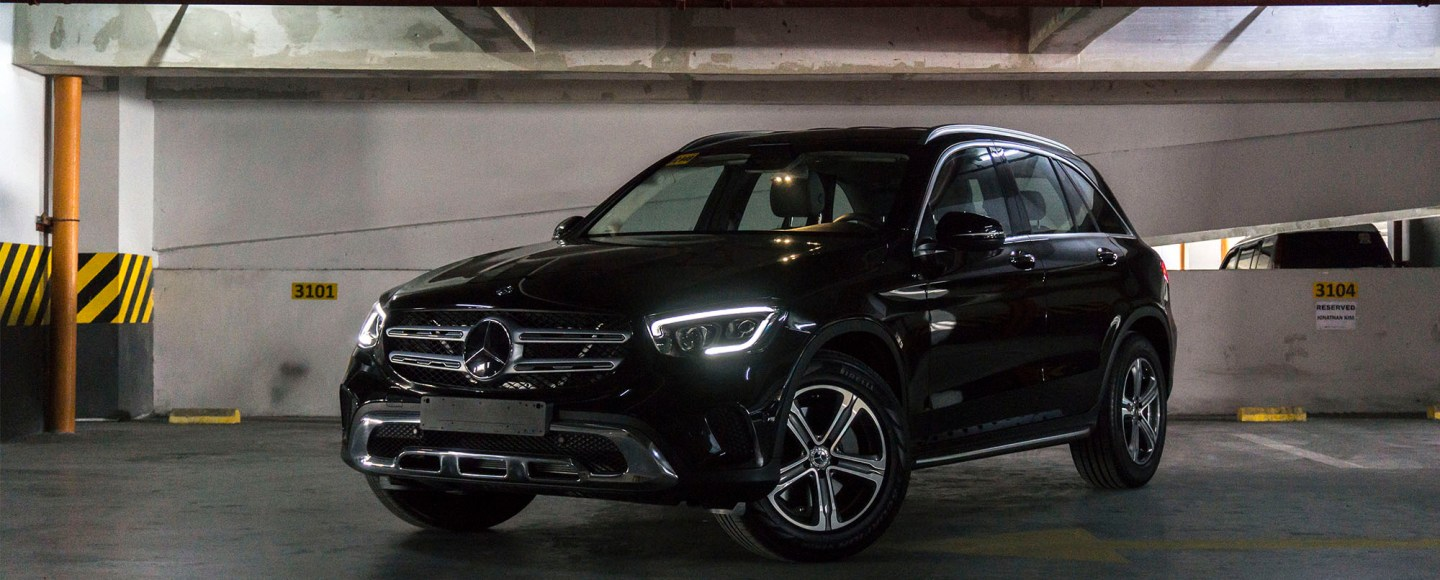 2020 Mercedes-Benz GLC 200 First Impressions