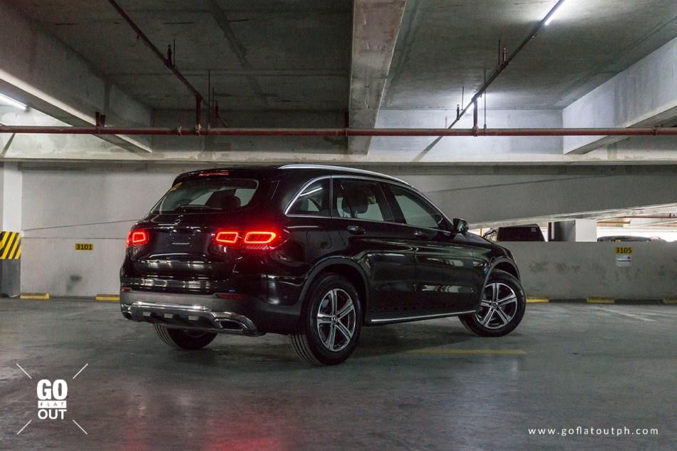 2020 Mercedes-Benz GLC 200 Exterior