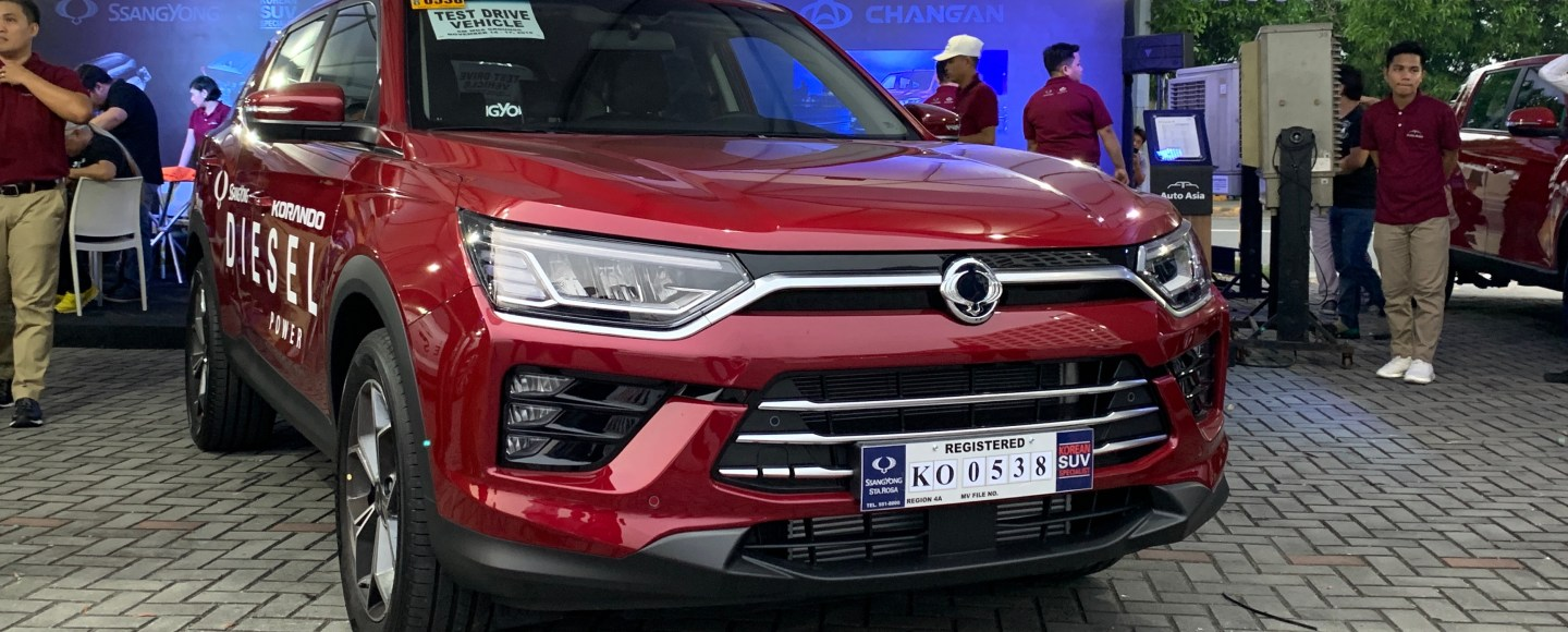 All-New SsangYong Korando Lands In PH With Turbo Petrol And Diesel Engines