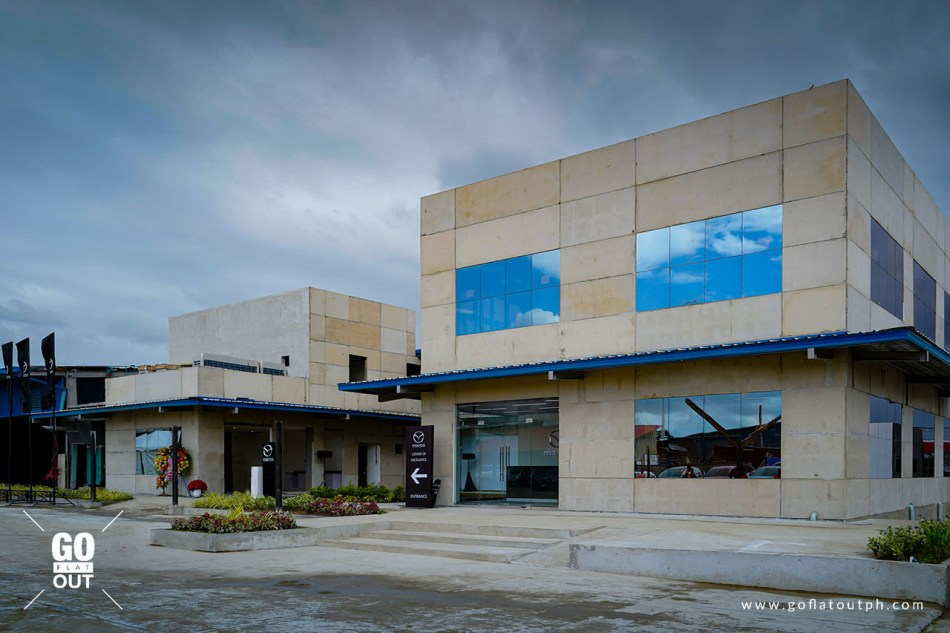 Mazda Center of Excellence Cabuyao, Laguna
