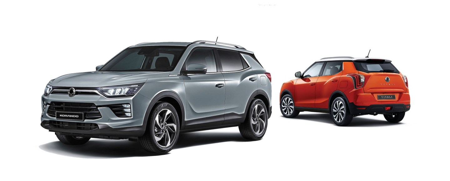 SsangYong PH Will Launch All-New Korando, Facelifted Tivoli On November 14