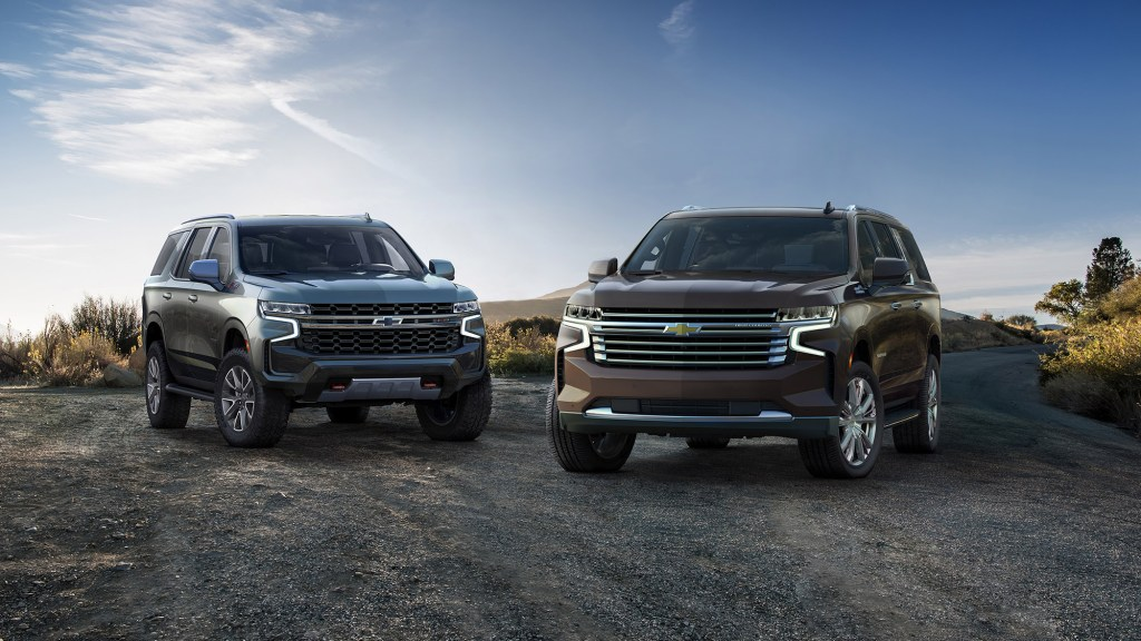 PH-Bound 2021 Chevrolet Tahoe and Suburban Gets Sharper Looks, Diesel Power