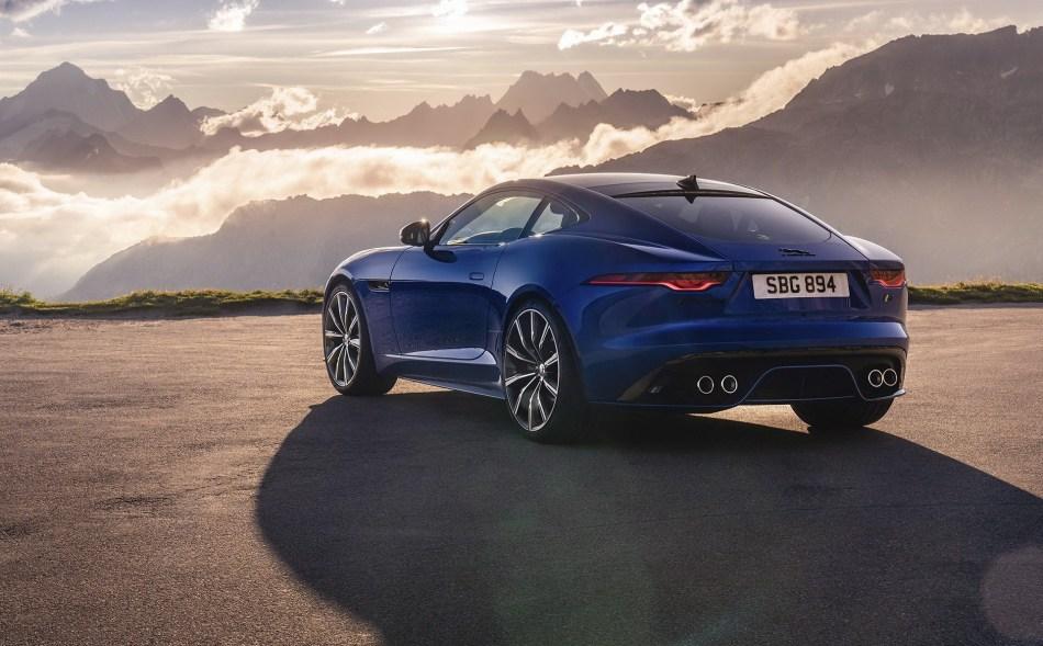 2021 Jaguar F-Type R Exterior
