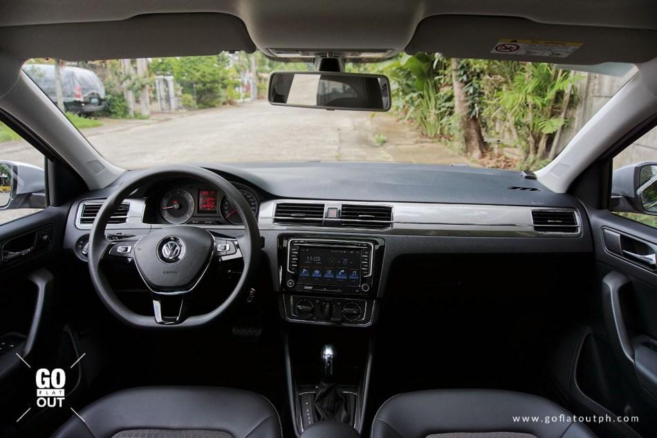 2019 Volkswagen Santana 180 MPI SE Interior