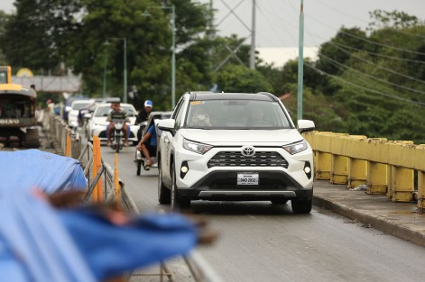 Toyota 5 Continents Drive Philippines