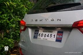 2020 SsangYong Rexton 4x4 Exterior