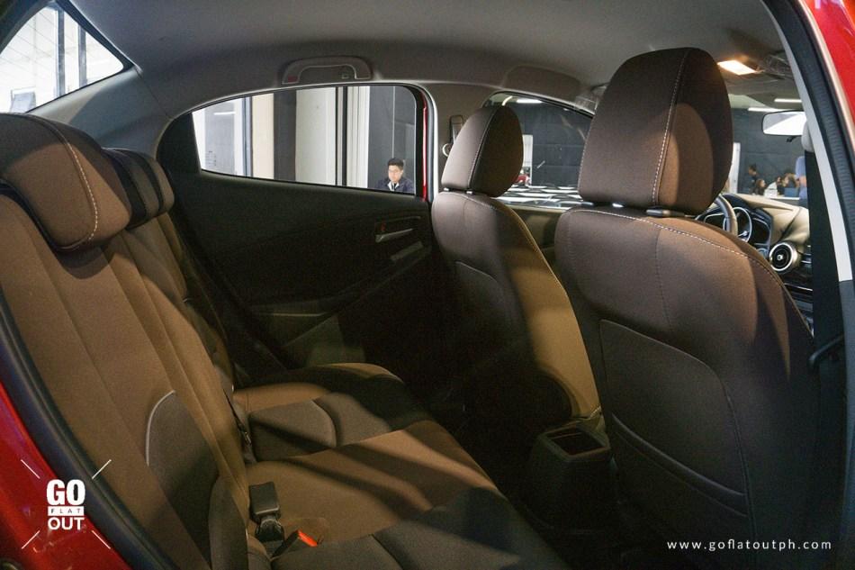 2020 Mazda 2 1.5 Elite Sedan Interior