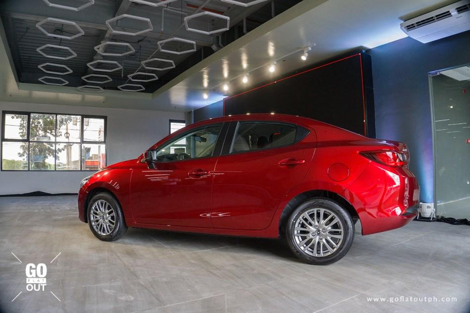 2020 Mazda 2 1.5 Elite Sedan Exterior