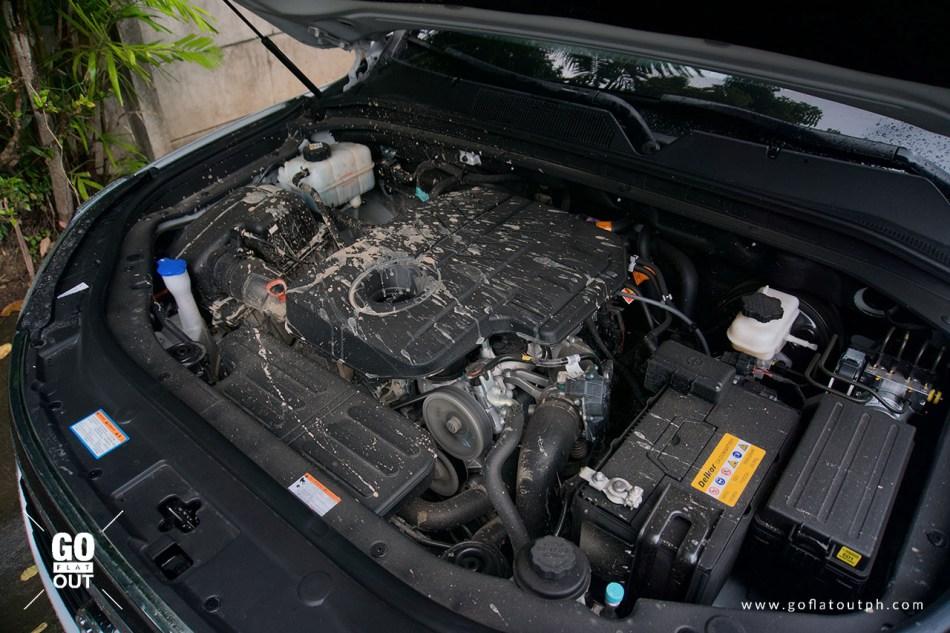 2020 SsangYong Rexton 4x4 Engine