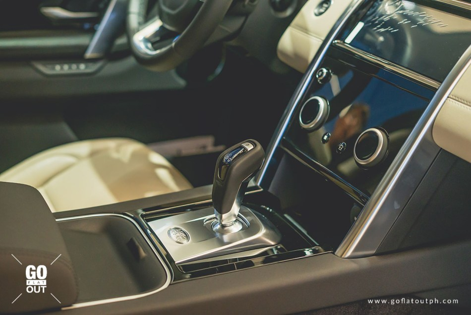 2020 Land Rover Discovery Sport S 2.0 Diesel Interior