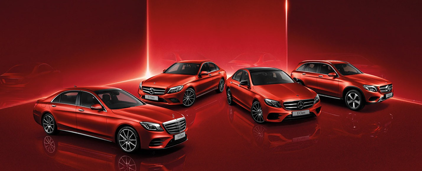 Discounts Of Up To P900K Are On Offer When You Buy A Mercedes-Benz Until December 23