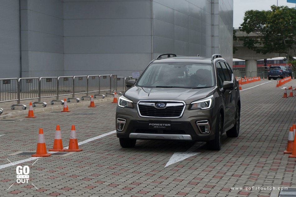 2020 Subaru Forester EyeSight Technology